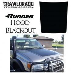 Toyota 4Runner 3rd Gen Hood Blackout