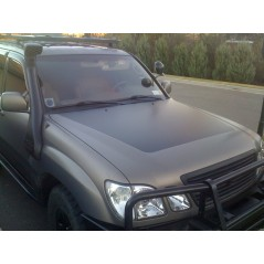 lexus LX470 100 Series Hood Blackout