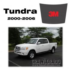 Toyota Tundra 1st Gen Hood Blackout