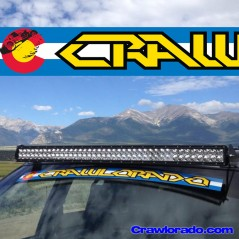 Crawlorado Windshield Decal