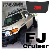 FJ Cruiser Hood Blackout